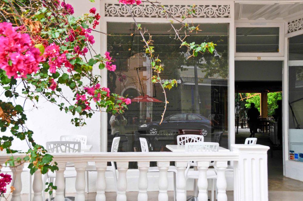 Casparus Restaurant ▲ 59 Dorp Street ▲ Stellenbosch (1/6)