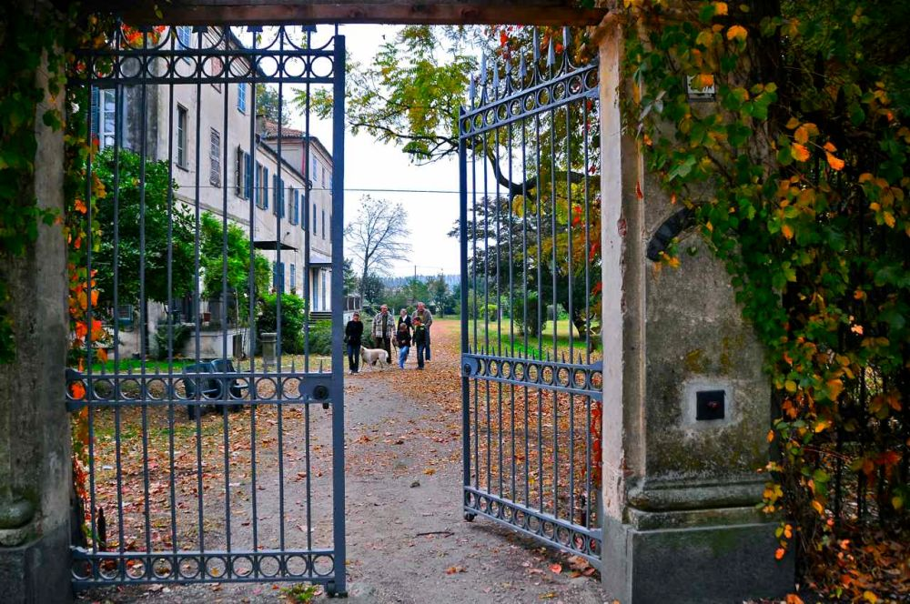 Pióbesi Torinese -  a visit in Piedmont (1/6)