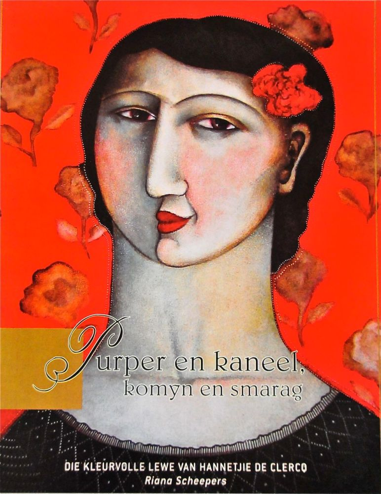 Hannetjie de Clercq - Violet and Cinnamon ... (1/6)