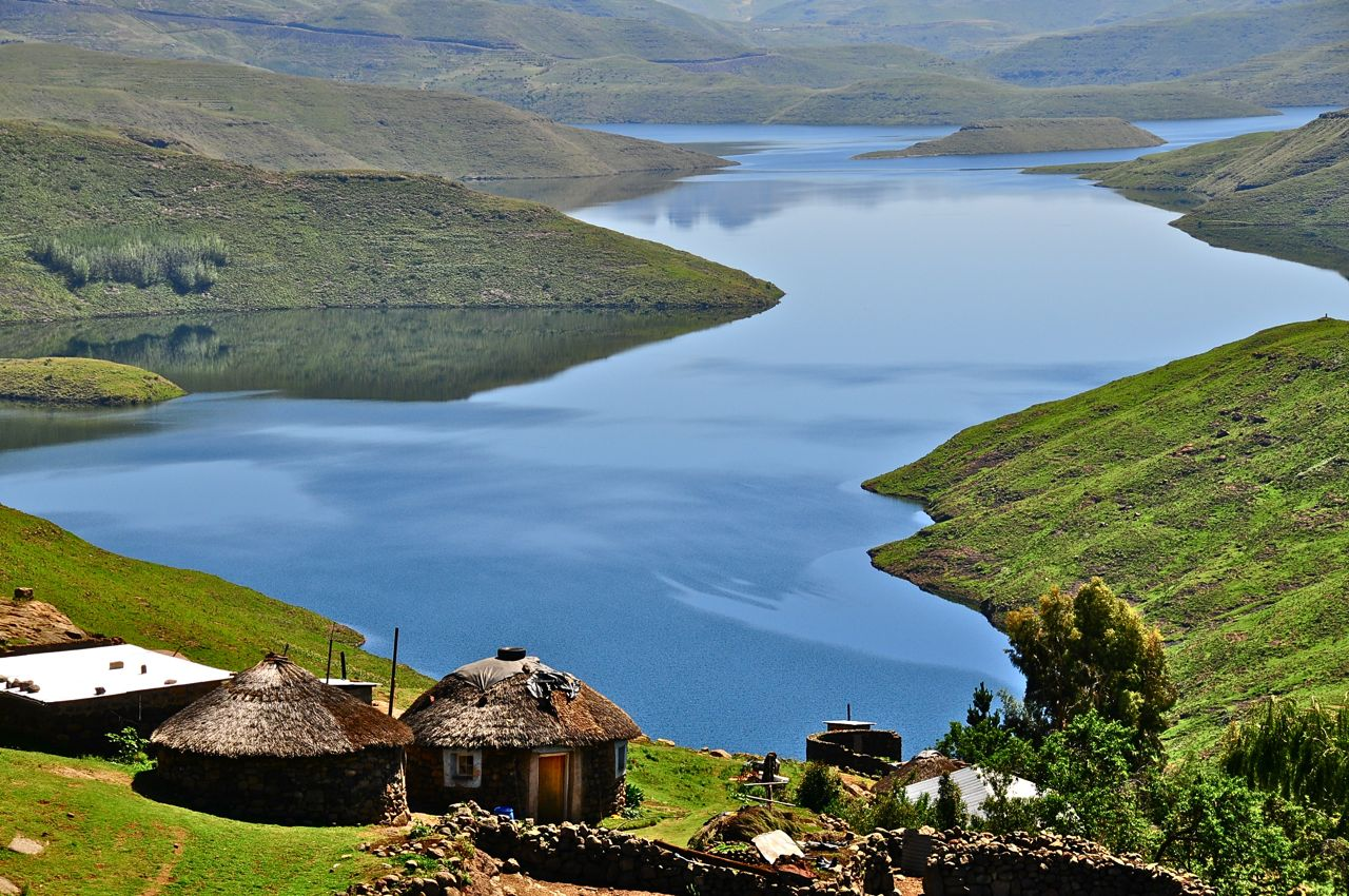 Lesotho Highlands Water Scheme « Blogs from Betty's Bay