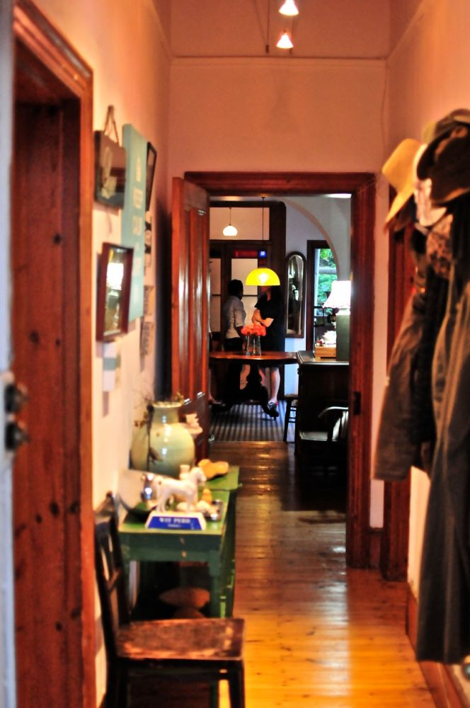 A nostalgic evening in our Dorp Street home (6/6)